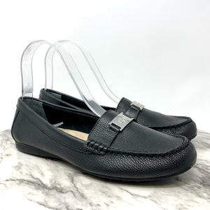 Giani Bernini Dailyn Memory Foam leather loafer7.5